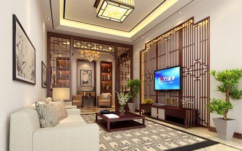 新中式大戶型裝飾裝修設計