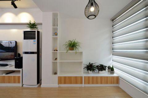 簡約簡單兩居室裝修設計