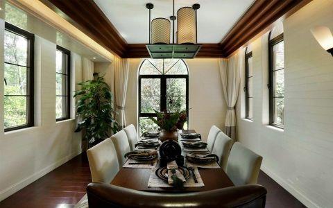 东南亚餐厅装修设计图片