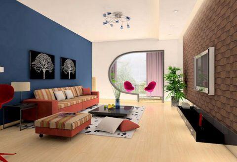 谊城公寓简约风格设计图片