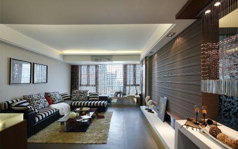 香溢澜桥现代简约风公寓装修设计图
