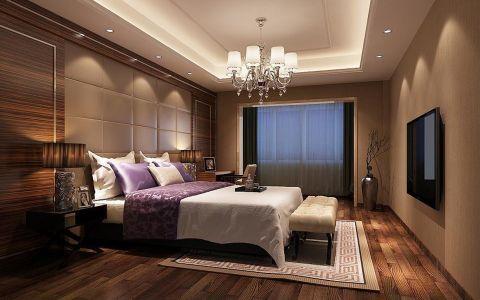 卧室中式风格装饰图片