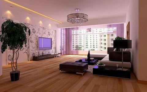 现代简约婚房设计效果图