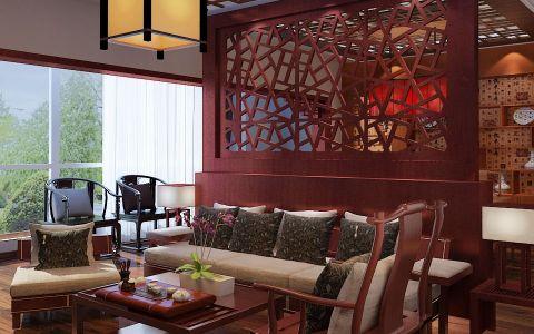 中式古典家庭套房装修效果图欣赏