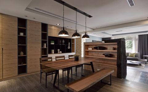 简约风格台式设计公寓装修效果图