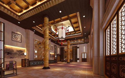 南开区酒店装修效果图