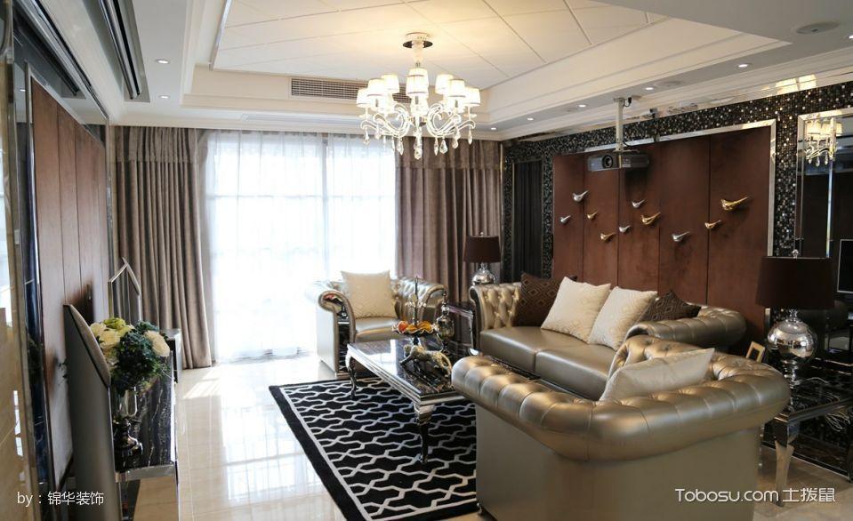 2019古典150平米效果图 2019古典二居室装修设计