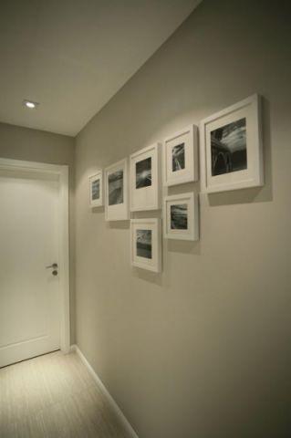 照片墙现代简约风格效果图