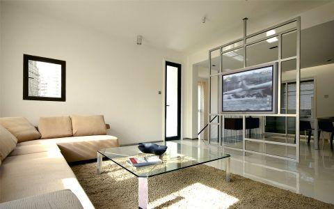 新城域现代简约公寓装修图