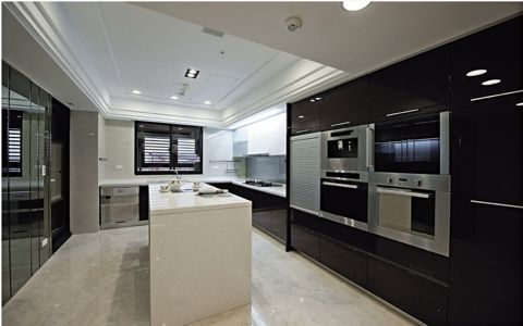 厨房新古典风格装修图片