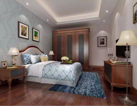 卧室现代欧式风格装修图片