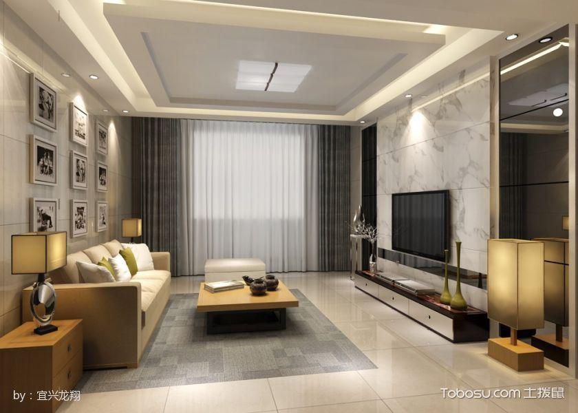 简约风格温馨之家装修设计图