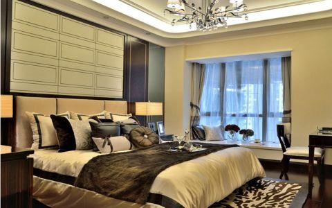卧室简欧风格装饰设计图片