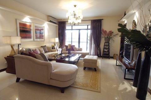 110平中式简约风格家庭套房装修图片