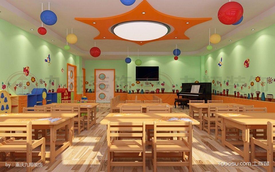 巴南万达幼儿园装修效果图