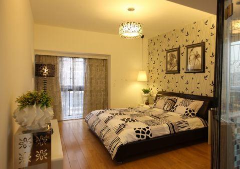 现代风格三居室装修图