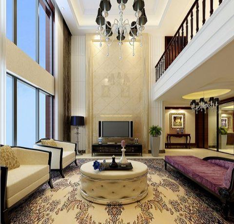 红磡领事群现代欧式古典风别墅设计图