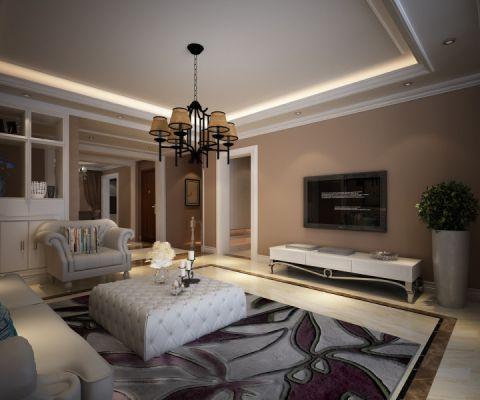 现代古典套房家装图