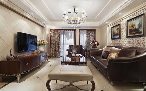 世纪家园166平现代美式豪华装修图