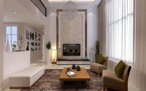 2019现代简约120平米装修效果图片 2019现代简约别墅装饰设计