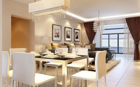 现代风格平层套房装修效果图欣赏