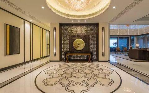 新中式风格别墅装修图片