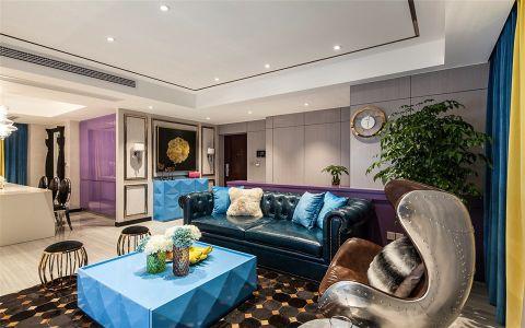 中海国际混搭彩色板房设计效果图