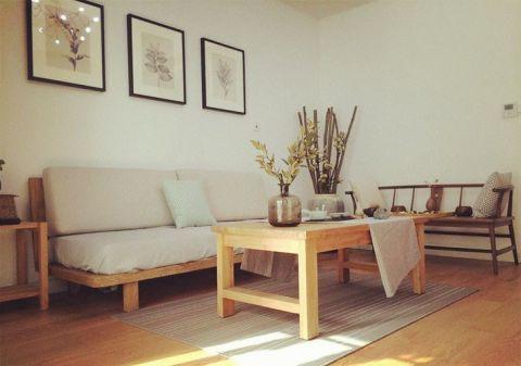 简单风格两居室装修图