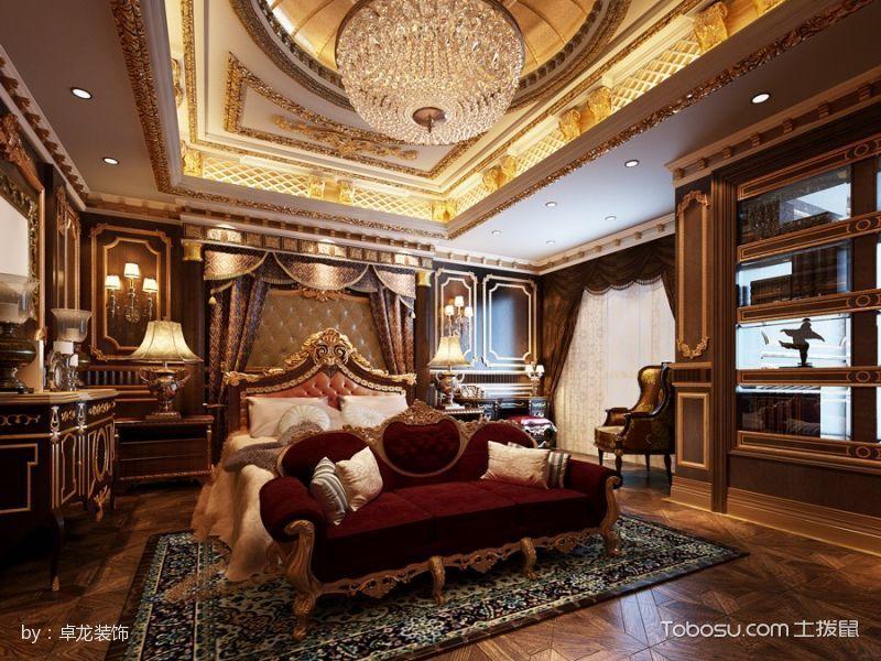 欧式奢华别墅案例效果图