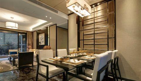 2020中式90平米装饰设计 2020中式公寓装修设计