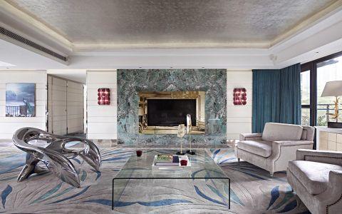 2020古典120平米装修效果图片 2020古典套房设计图片
