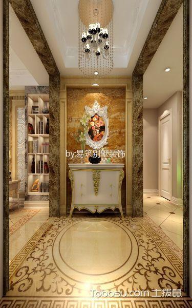 新古典欧式别墅效果图展示