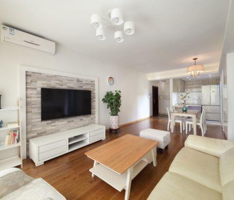 現代簡單三居室裝修效果圖