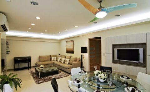 2021现代120平米装修效果图片 2021现代公寓装修设计