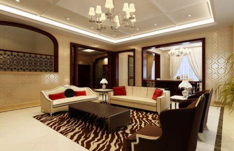 2020现代欧式客厅装修设计 2020现代欧式设计图片