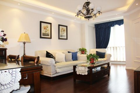美式简单家居装修设计
