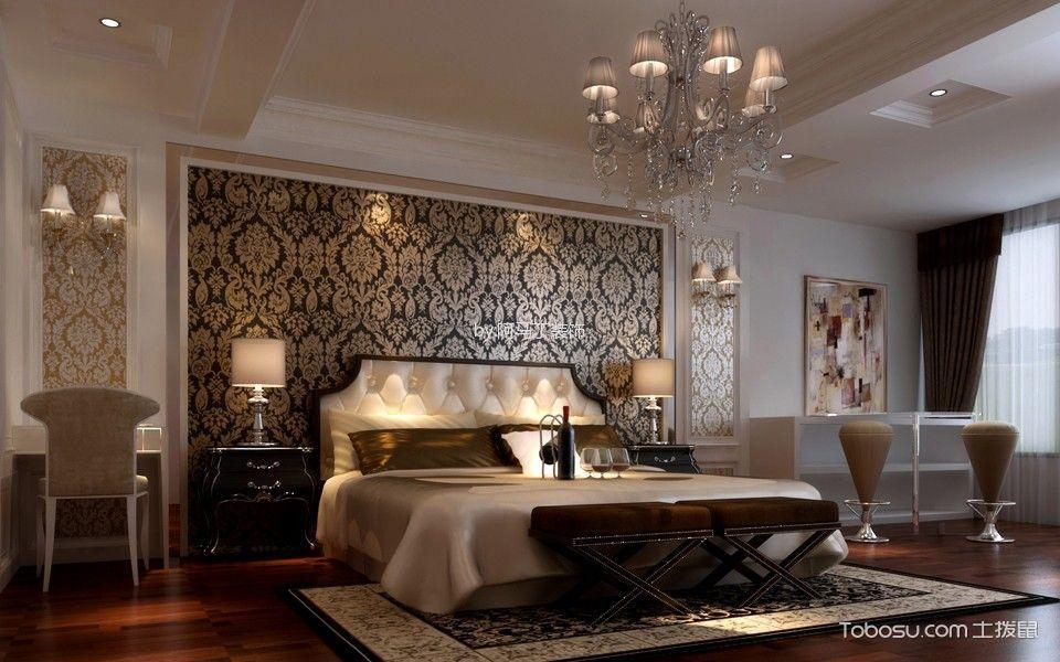 2018欧式卧室装修设计图片 2018欧式设计图片图片