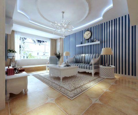 中海国际地中海风格装修设计
