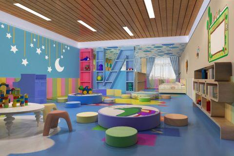 新型幼儿园装修设计图片