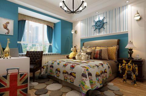 儿童房欧式风格装饰效果图
