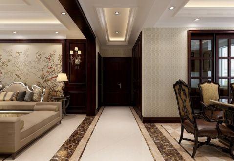 走廊欧式风格装修图片