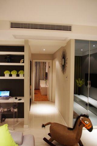 走廊简约风格装饰设计图片