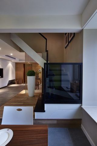 2021现代简约300平米以上装修效果图片 2021现代简约别墅装饰设计