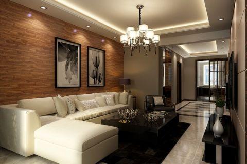 现代简约风格家居复式楼装修设计图