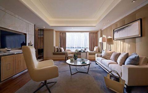 北京国瑞城公寓简约混搭风格装修案例