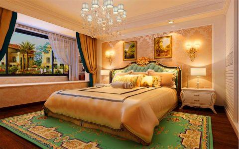 卧室窗台简欧风格装饰设计图片