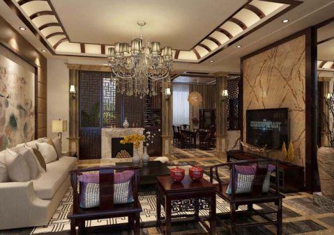 中式风格家庭装修设计案例