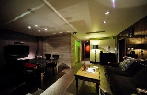 2020新古典客厅装修设计 2020新古典背景墙装修设计