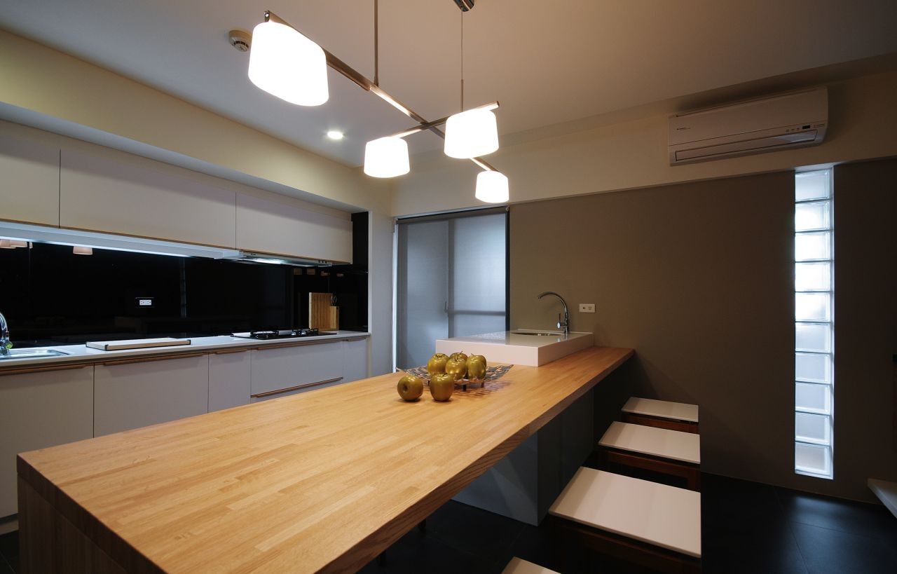 4室2卫1厅120平米简单风格