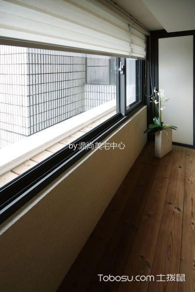 杭州嘉泰馨庭120平米简单风格效果图
